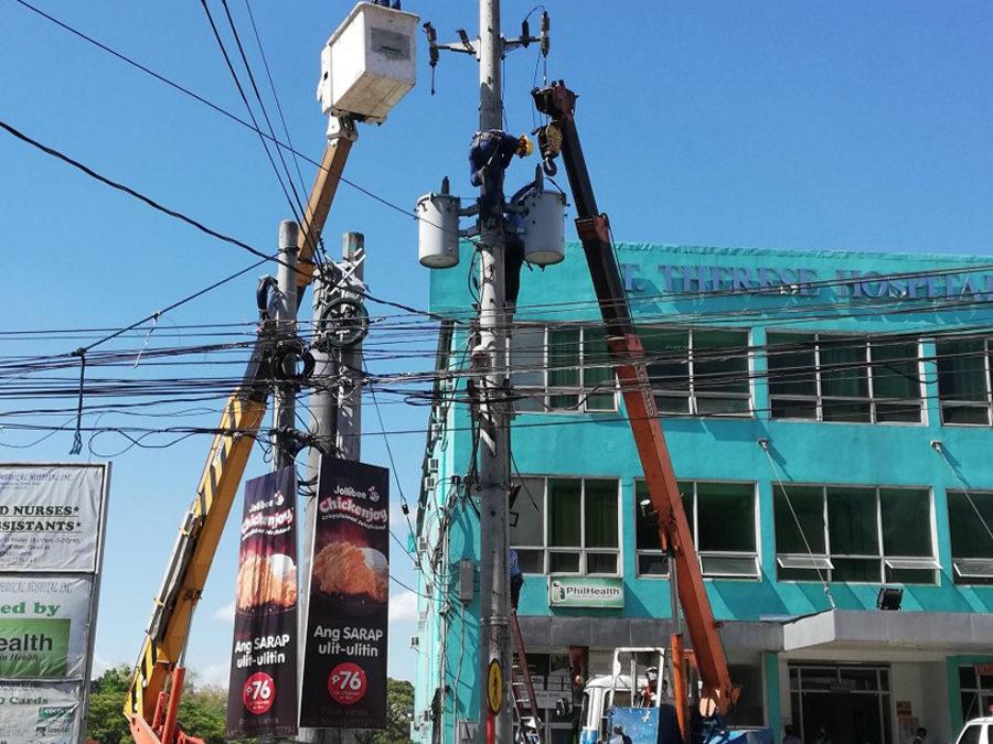 Meralco Service Upgrade – Antipolo-Binangonan Center of Dialysis