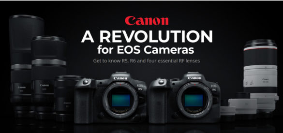 The Revolutionary EOS R5 and R6 Finally Arrive in PH with Pre-order Details