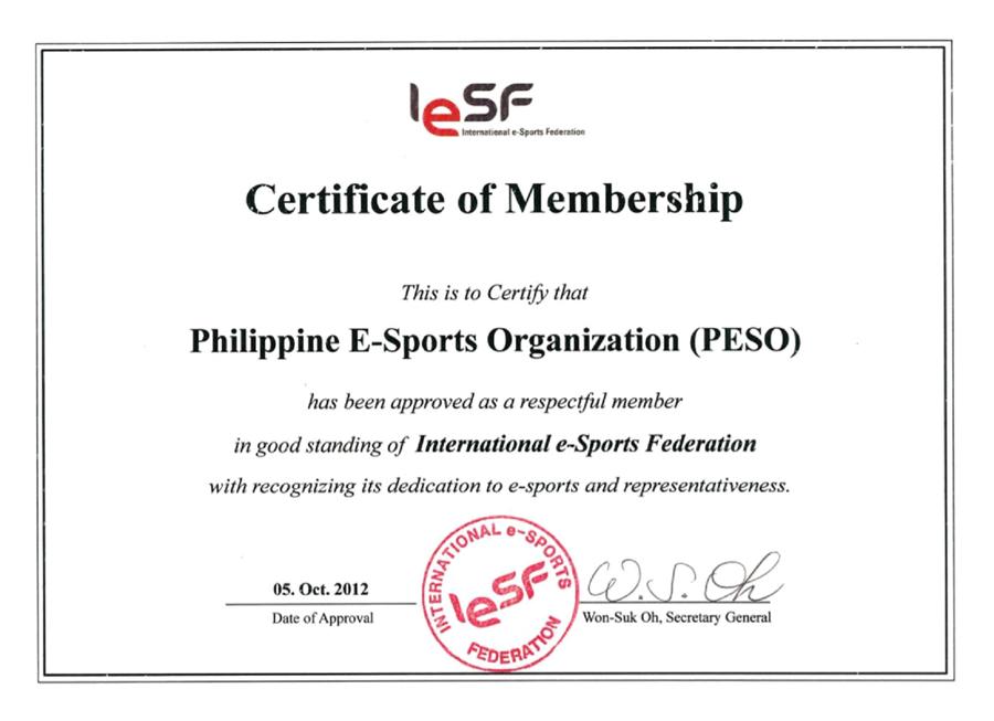 Biggest Philippine Esports Movers and Makers Unite, Await POC Accreditation