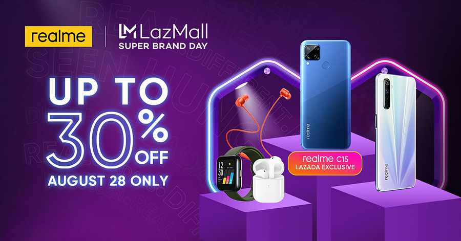 realme PH Culminates Month-Long Fanfest on August 28 With a Music Festival and a Lazada Sale