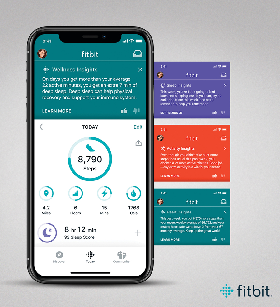 Fitbit Premium Reaches 500,000+ Paid Subscribers in First Year