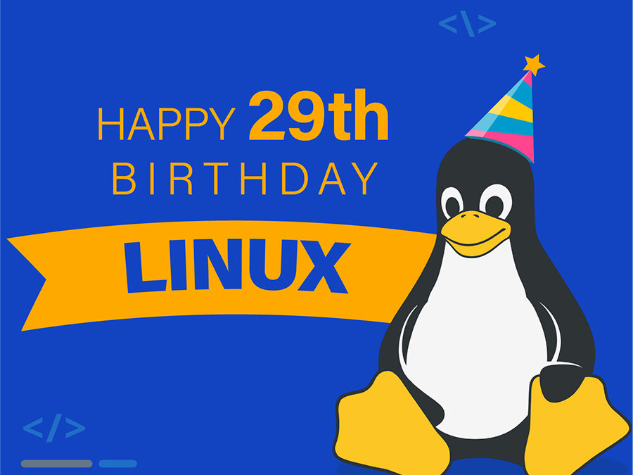 Radenta Celebrates Linux 29th Birthday with Bundle