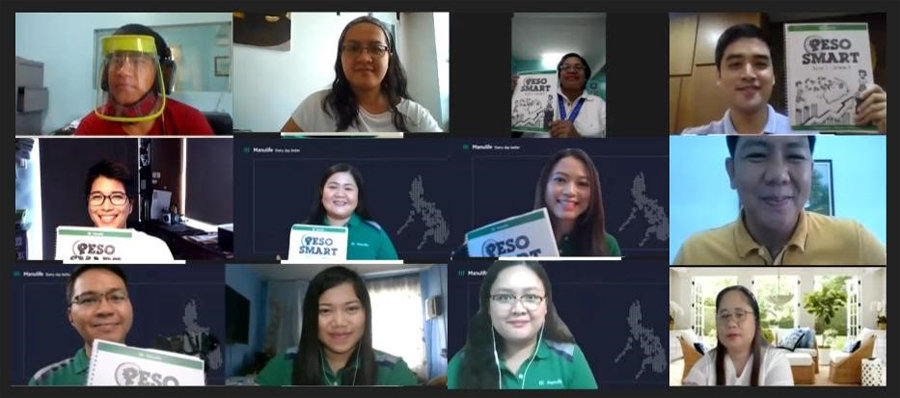 Manulife Philippines Strengthens Financial Literacy Initiatives to Support Distance Learning