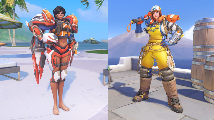 Overwatch Summer Games Now Live!