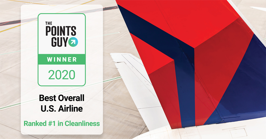 Delta Comes Out First in the Top Rankings of Best Airlines to Respond to the Pandemic
