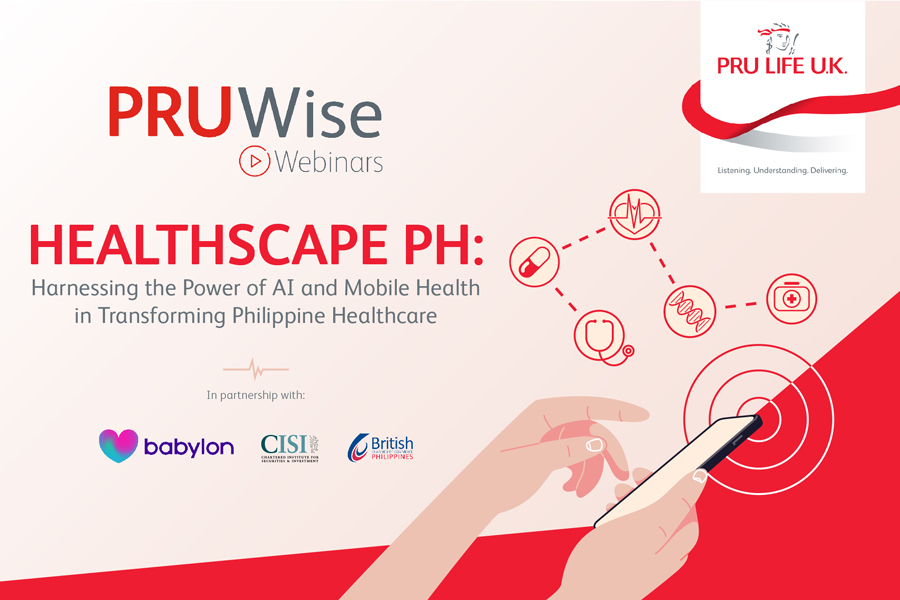 Pru Life UK Advocates Digital Health in the Philippines