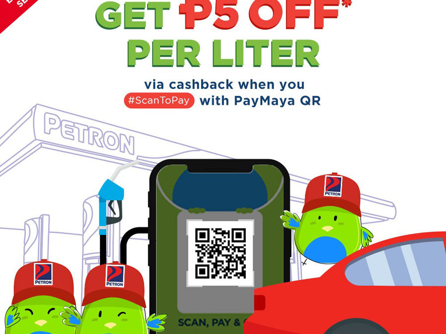 PayMaya Fuels a Safe and Rewarding Experience at Petron