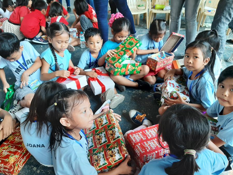 More than a Shoebox: Helping Kids Bounce Back through Education