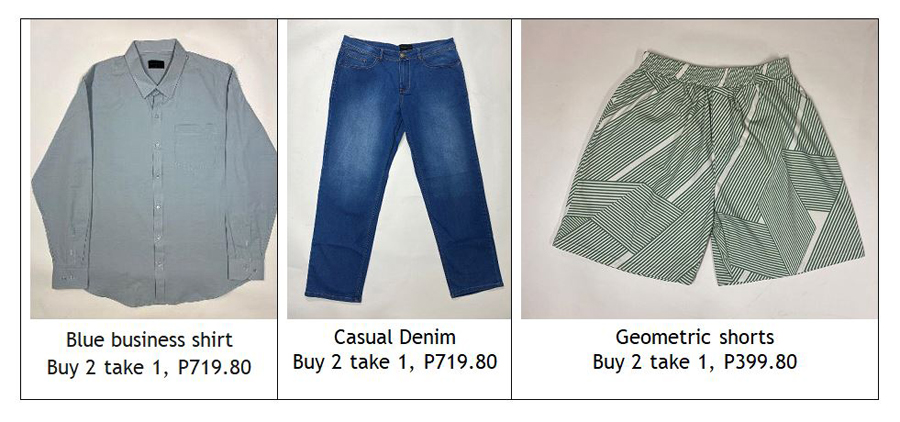 SO MANY DEALS! Clothing Shopping for Essentials Only Gets Better This August With the SM Store