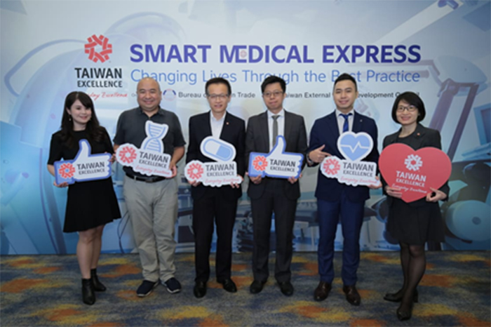 Taiwan launches Smart Medical Products through webinars