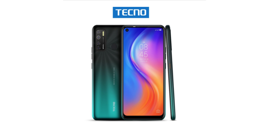 Get the Tecno KD7 Spark 5 Pro on Shopee for only P5,999