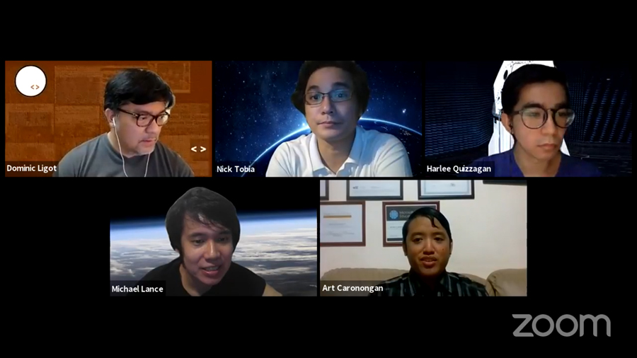 Pinoy App Addressing Pandemic Impact Won the Space Apps COVID-19 Challenge