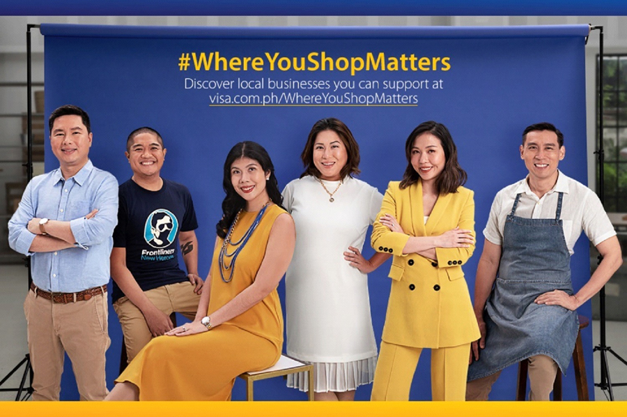 Visa and Shopee Team Up to Launch Where You Shop Matters to Encourage Filipinos to Support Local Merchants and SMEs to Go Digital