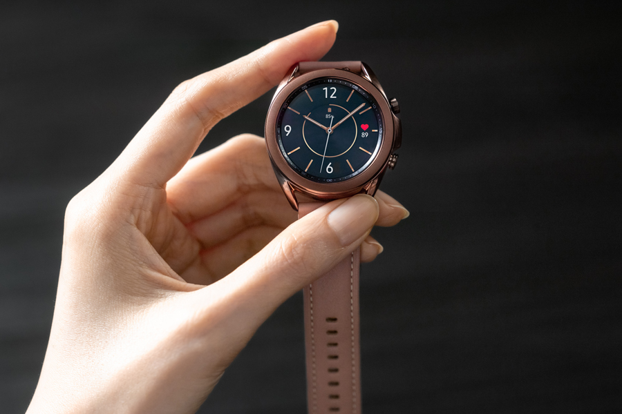 Galaxy Watch3 and Galaxy Buds Live: Stay Productive, Connected, and Healthy in This New Era With Samsung's Newest Galaxy Wearables
