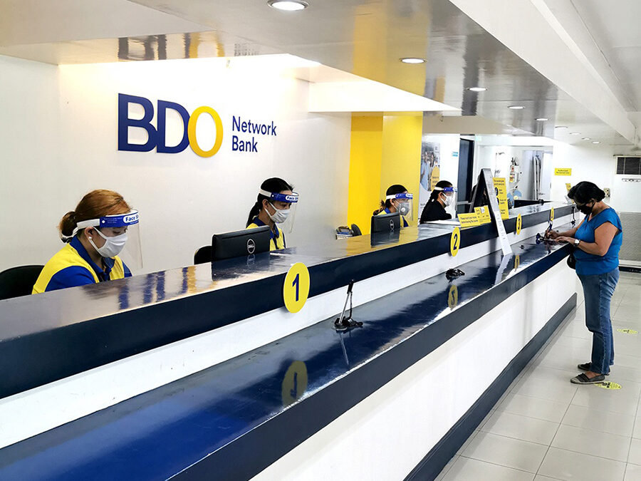 BDO Network Bank brings its exemplary community service online