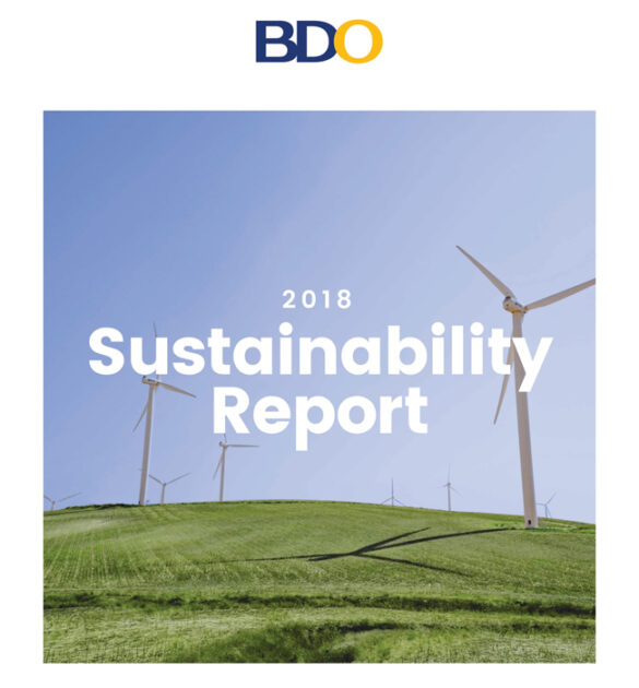 The First Time Reporter award is given to inaugural and well-rounded sustainability reports that demonstrate the company's long-term approach to integrating sustainability practice into its business operations.