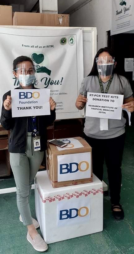 BDO Foundation launches initiatives to help rebuild lives