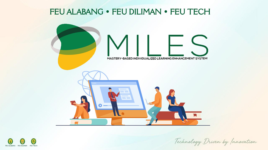 Revolutionizing Remote Learning: FEU Tech Proves Itself MILES Ahead