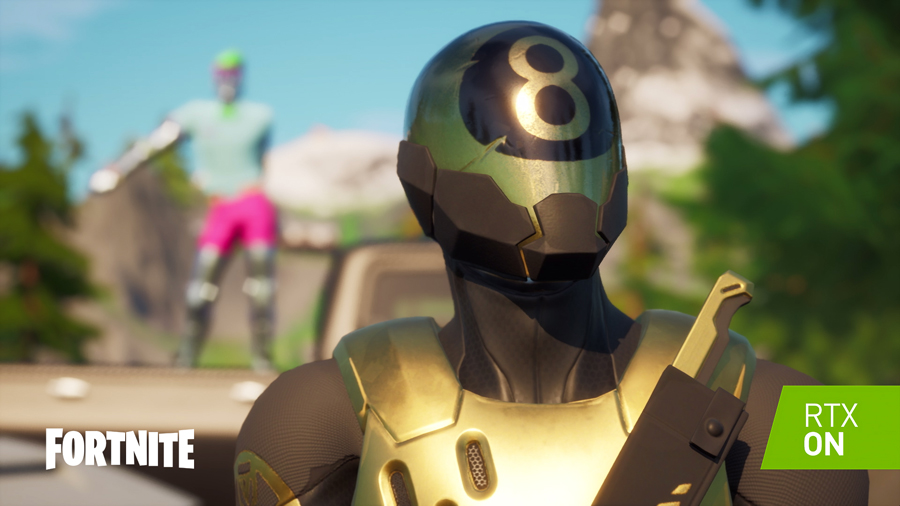 'Fortnite' Is RTX On! Real-Time Ray Tracing Comes to One of Most Popular Games on the Planet