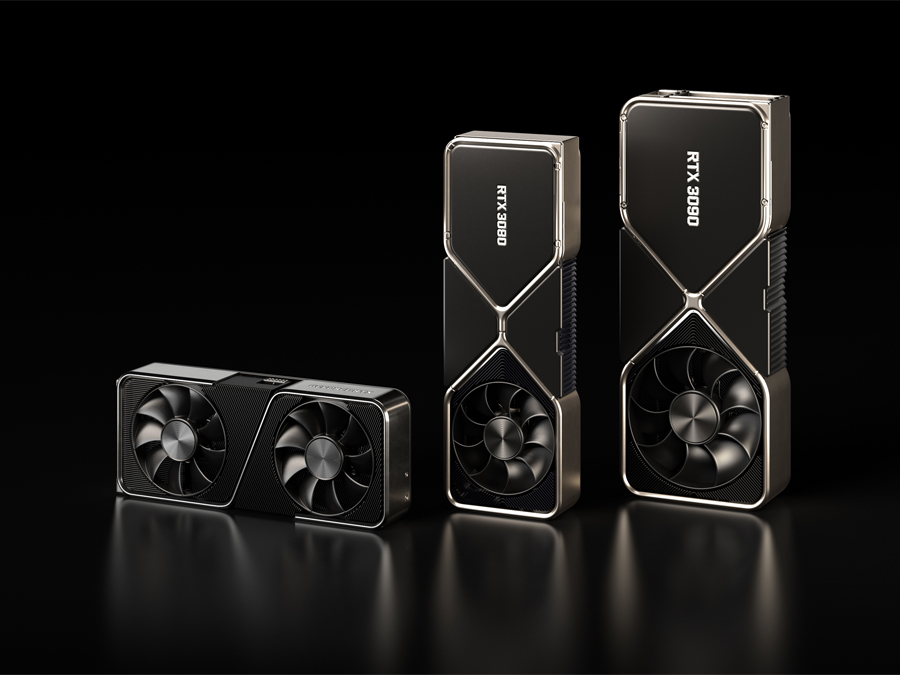 NVIDIA Delivers Greatest-Ever Generational Leap with GeForce RTX 30 Series GPUs