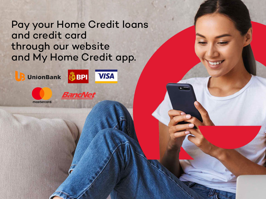 Pay Your Home Credit Loan From Home: Home Credit Customers Can Now Pay via Website and My Home Credit App