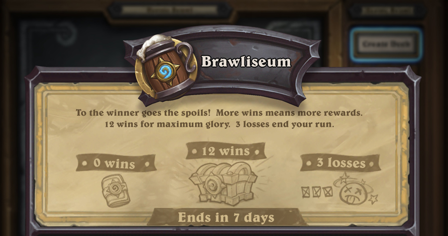Hearthstone's The Forbidden Library Event Enters Week 3 With Special Heroic Brawliseum