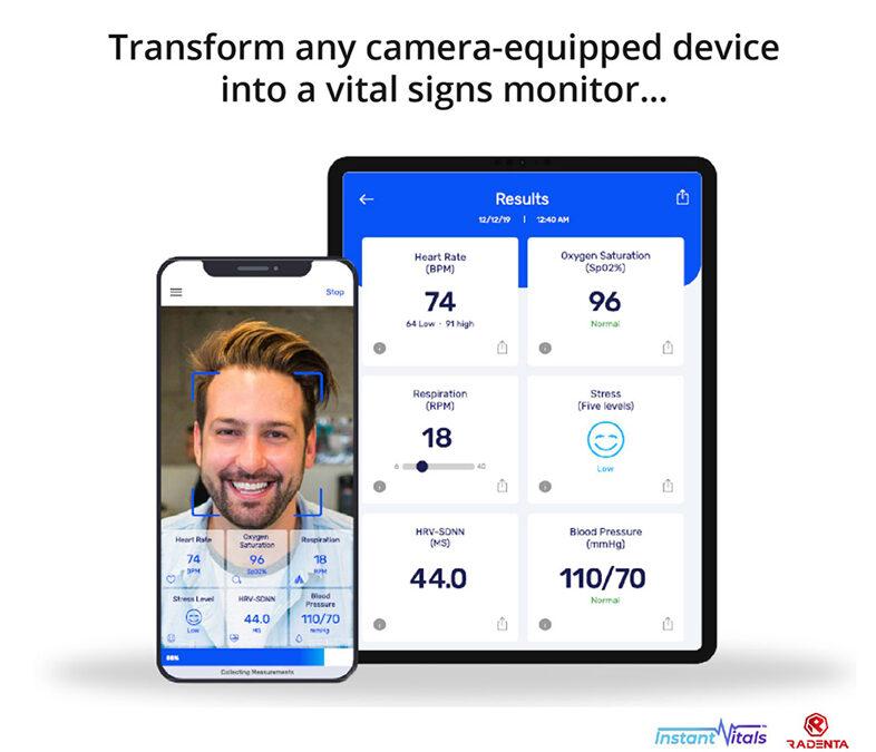 Groundbreaking: AI-Based Risk Screening Mobile App for Covid-19