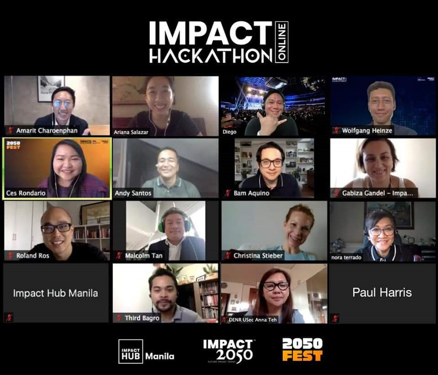 "Impact Hackathon Online 2020 Crowns ""ECES-1"" as the Grand Champion Along With 9 Other Winners!"
