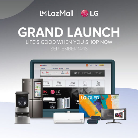 Catch all of your favorite products in LG's official flagship store in Lazada. LG's full product lineup of home electronics, home appliances, and home entertainment systems are all available online.