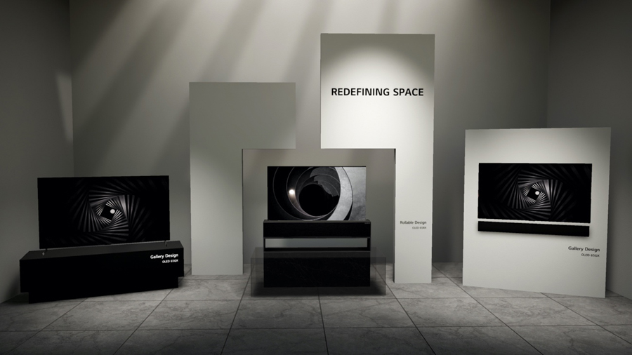 LG Virtual Exhibition Opens to Virtual Applause