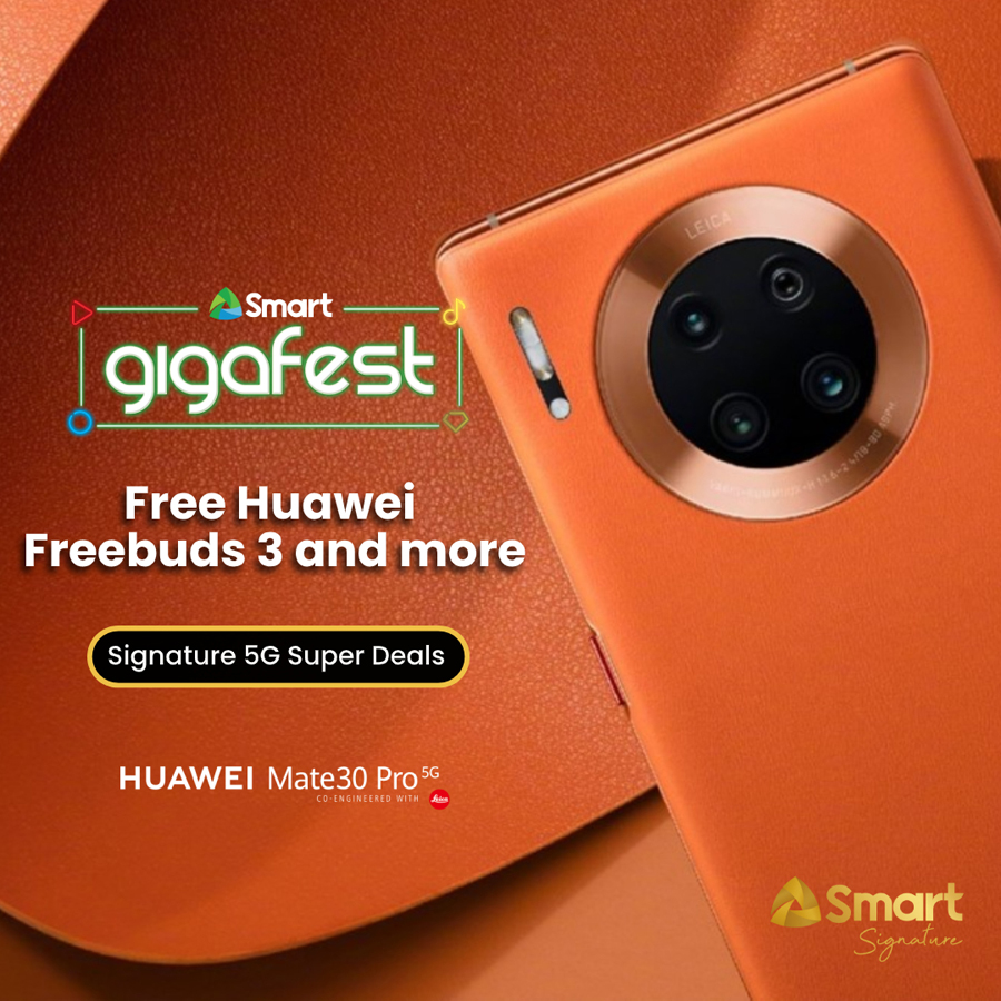 Huawei Super 5G Deals Offer Incredible Value with Smart Partnership