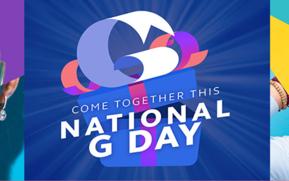 Celebrate National G Day