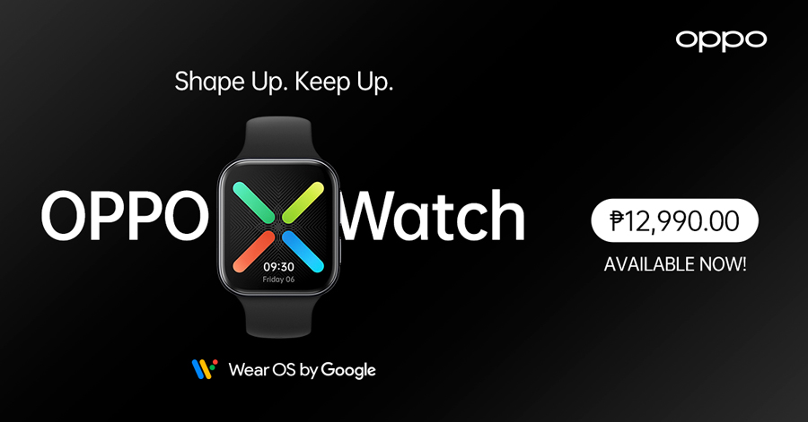 The New OPPO Watch Officially Available on September 18