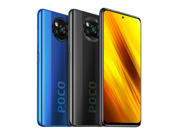 Launched exclusively on Shopee during the recent 9.9 sale, the POCO X3 NFC 6GB+64GB sells for P10,990 while the 6GB+128GB variant sells for P12,990 - both available on Shopee.