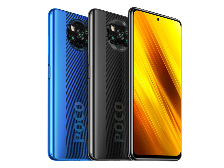 Get the 2020 midrange killer, the Xiaomi POCO X3 NFC, on Shopee