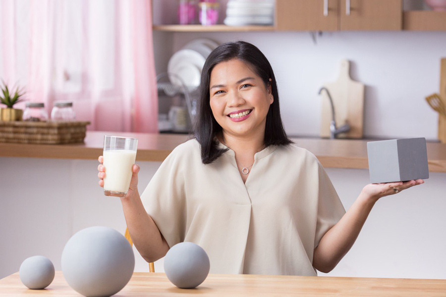 What Moms Look for in Choosing the Right Growing-Up Milk for Their Kids