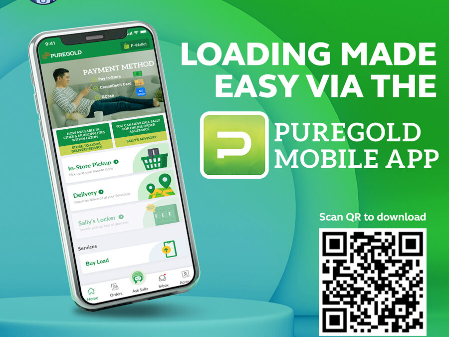 Loading your Globe Prepaid and TM Now Made Easy with the Puregold Mobile App