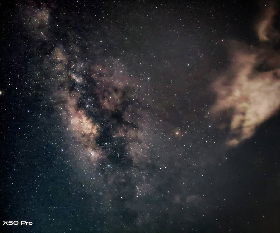 vivo's New Nighttime Photography Campaign Highlights X50 Series' Professional Camera Features