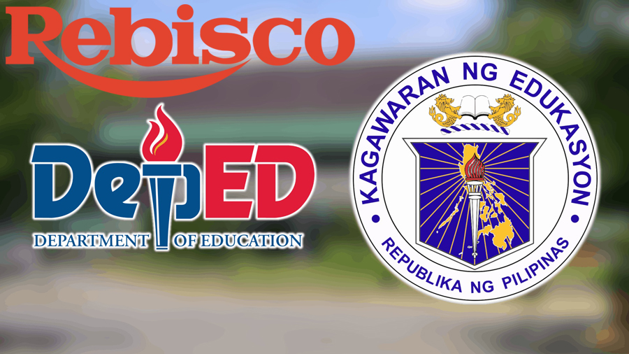 REBISCO Aids DepEd on Continued Learning During the Pandemic