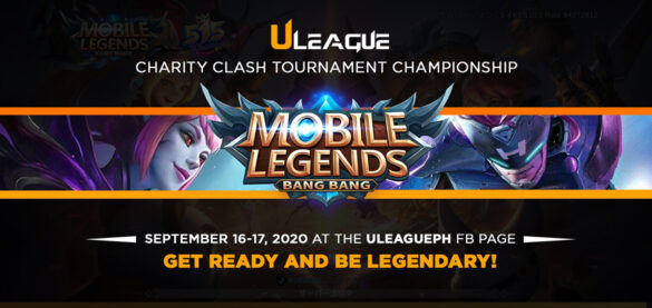 ULeague Teams Support COVID-19 Initiatives in Upcoming Mobile Legends Charity Tournament Championship