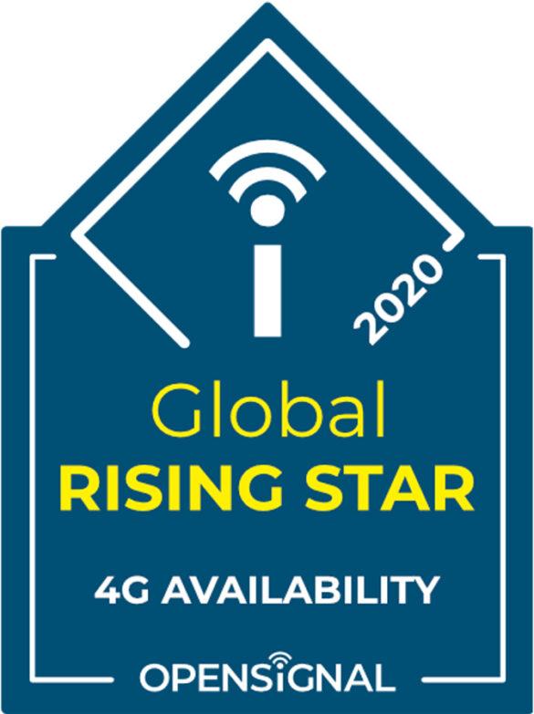 Smart Gets Global Citation for Improved 4G Availability