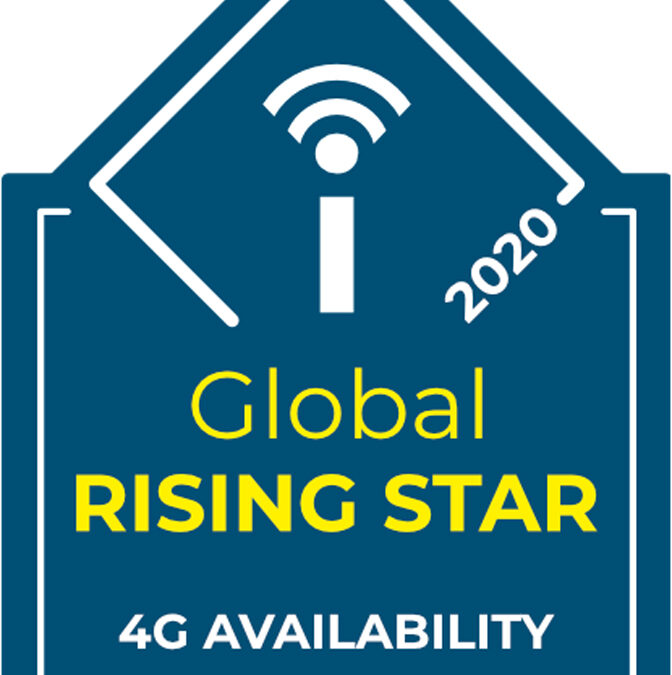 Smart Gets Global Citation for Improved 4G Availability