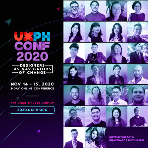 UXPH CONF 2020 Gears up to Boost Filipino User Experience