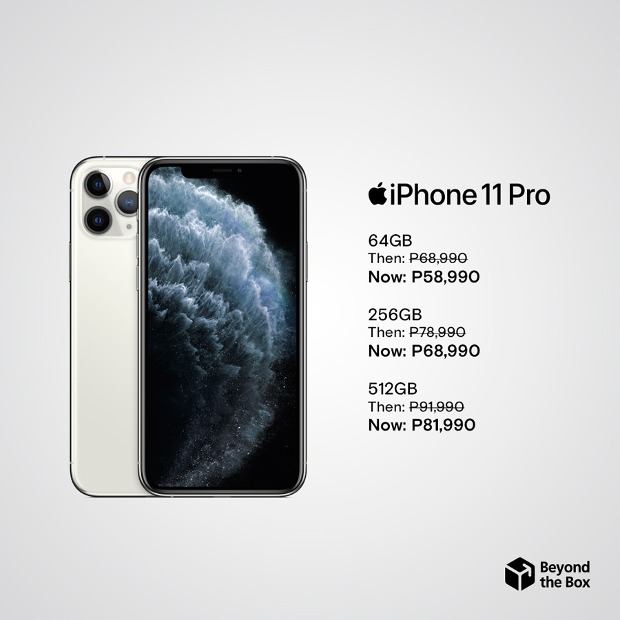 Be Pro for Less: Beyond the Box Makes iPhone 11 Pro, Pro Max More Affordable