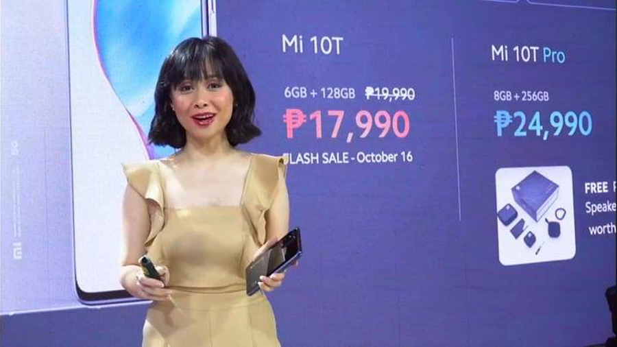 Xiaomi brings Mi 10T Pro and Mi 10T to The Philippines