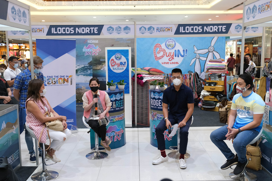 "Ilocos Norte launches Phase II of ""Ridge and Reef"""