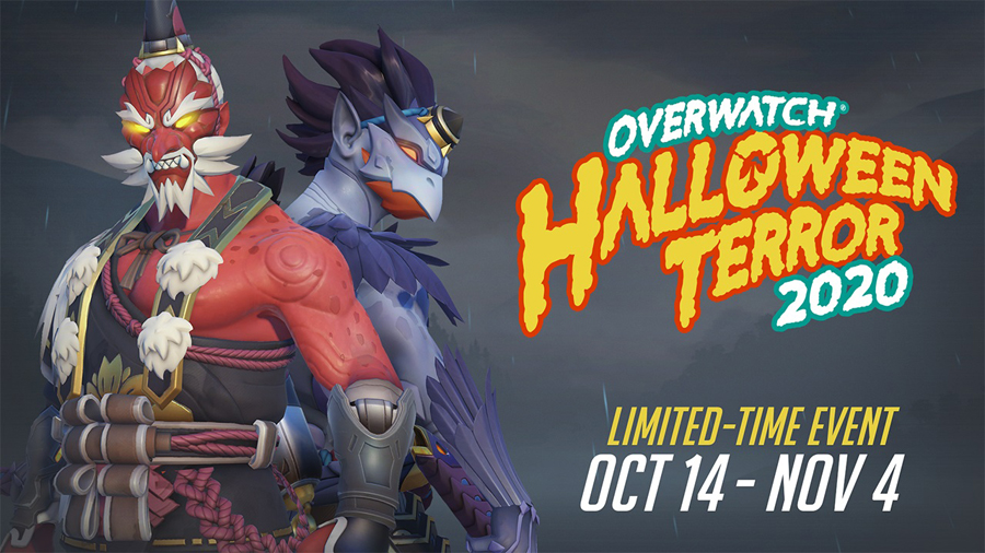 Overwatch Halloween Terror 2020, Nintendo Switch Free Trial, and Sale Now Live!