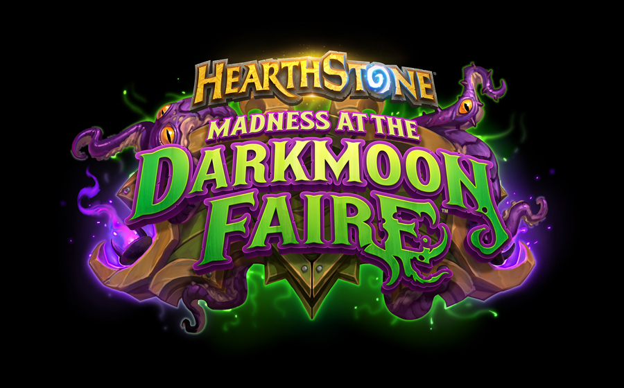 The Old Gods Return to Hearthstone in Madness at the Darkmoon Faire, Available November 18