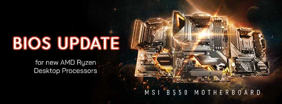 AMD Combo PI BIOS Update Is Ready for 500-Series Motherboards as Well as Future Processors