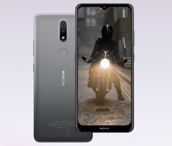 "Buy the Nokia 2.4 | 3GB RAM 64GB ROM | 6.5"" HD+ on Shopee for only P6,990."